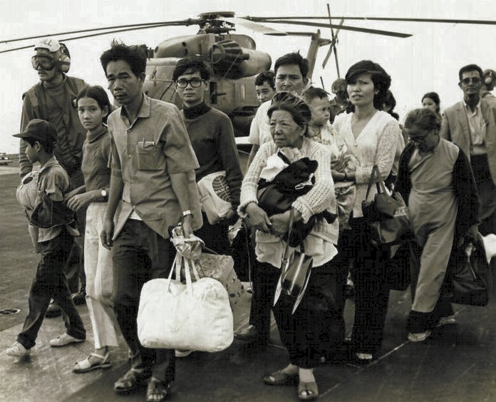 The Fall of Saigon: New Faces in Asian Pacific America