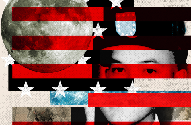 """An American Soldier"": Asian American Service in the US Military"